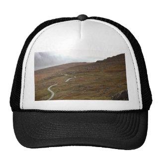 Paso de Healy, carretera con curvas en Irlanda Gorro De Camionero