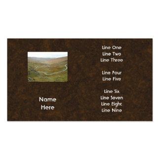 Paso de Healy, península de Beara, Irlanda Tarjetas De Visita