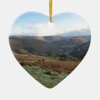 Paso de herradura Denbighshire País de Gales Adorno De Navidad