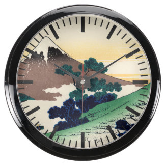 Paso de Inume en la provincia de Kai Relojes Aquavista