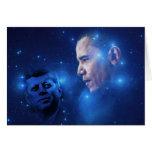 Paso de la antorcha, John F. Kennedy Barack Obama Tarjetas