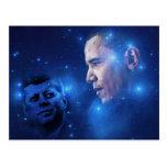 Paso de la antorcha, John F. Kennedy Barack Obama Postal