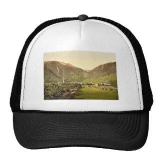 Paso de Martigny y de Forclay, Valais, montañas de Gorro