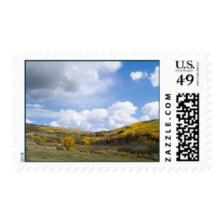 Paso de McClure, Colorado Sello Postal