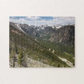 Paso de Yellowstone Beartooth Puzzle