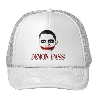 Paso del demonio - ObamaCare anti Gorras De Camionero