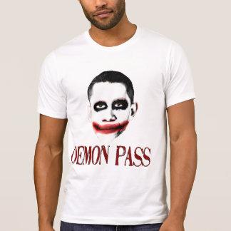 Paso del demonio - ObamaCare anti Polera