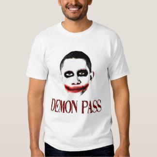 Paso del demonio - ObamaCare anti Remeras