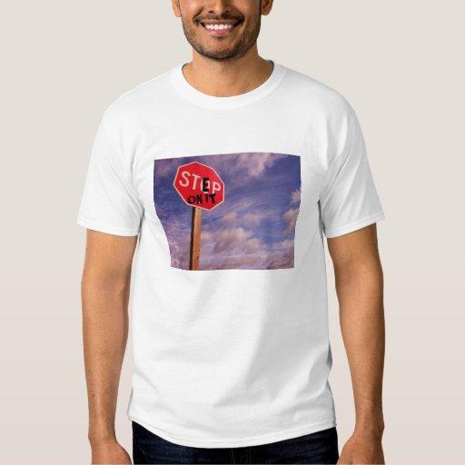 ¡PASO en ÉL! Camisas