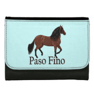Paso Fino Bay Paso Fino Leather Wallet