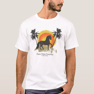 Paso Fino Country - Ocala, Florida T-Shirt