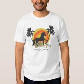 Paso Fino Country - Ocala, Florida Tshirts
