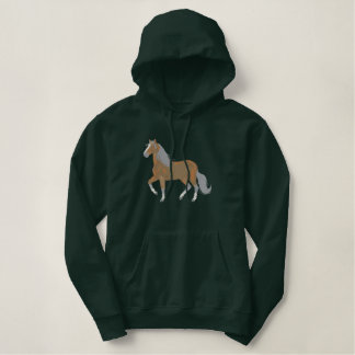 Paso Fino Embroidered Hoodie