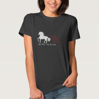 Paso Fino.  Feel the love. T-shirt
