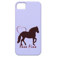Paso Fino Hearts iPhone 5/5S Cover