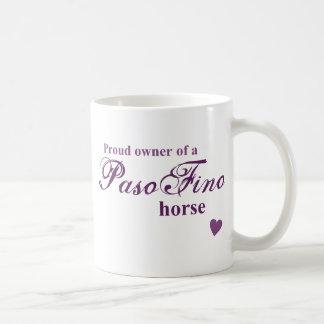 Paso Fino horse Coffee Mug