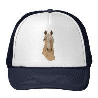 Paso Fino Horse Face Hat
