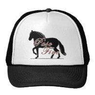 Paso Fino Horse Hat