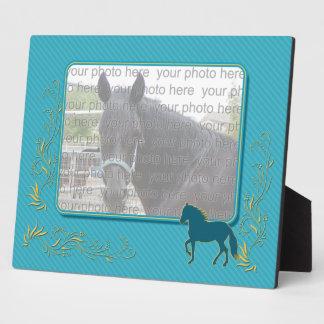 Paso Fino Horse Photo Frame Photo Plaques