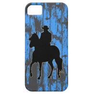 Paso Fino Horse Silhouette Rider iPhone 5 Cover