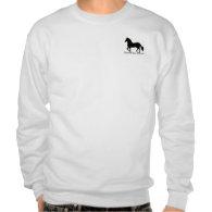 Paso Fino Horses - Personalize It Pullover Sweatshirts