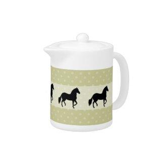 paso fino teapot
