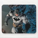 Paso grande de Batman Alfombrilla De Ratones