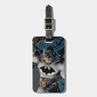 Paso grande de Batman Etiquetas Para Maletas