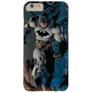 Paso grande de Batman Funda Barely There iPhone 6 Plus
