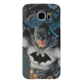 Paso grande de Batman Fundas Samsung Galaxy S6
