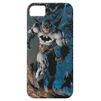 Paso grande de Batman iPhone 5 Cárcasa