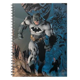 Paso grande de Batman Libro De Apuntes