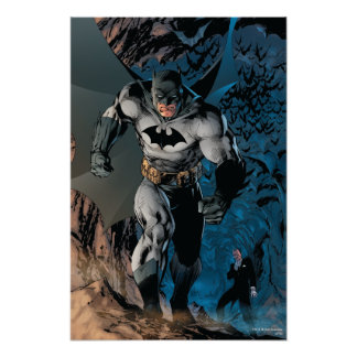 Paso grande de Batman Impresiones