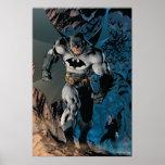 Paso grande de Batman Póster