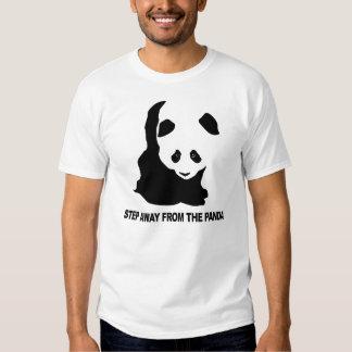 Paso lejos de la panda polera