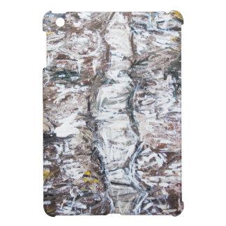 Paso solemne (expresionismo abstracto) iPad mini cobertura