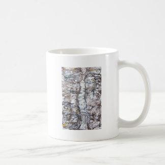 Paso solemne (expresionismo abstracto) taza clásica