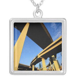 Paso superior de la autopista sin peaje en Dallas Collar Personalizado