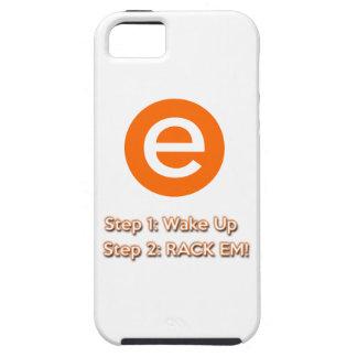 Paso uno: Despierte, el paso dos: ¡ATORMENTE EL iPhone 5 Carcasa