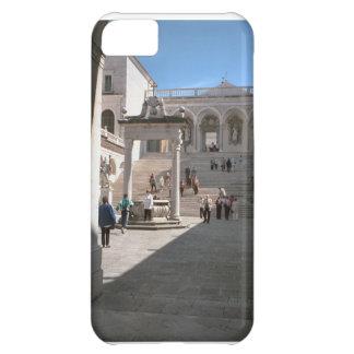 Pasos a la iglesia de la abadía funda para iPhone 5C