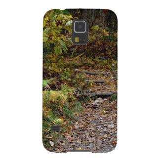 Pasos al rastro de Applaachian Carcasas Para Galaxy S5