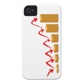Pasos de levantamiento del dinero funda para iPhone 4