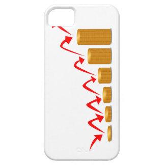Pasos de levantamiento del dinero funda para iPhone SE/5/5s