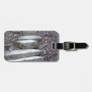 Pasos de piedra en Sugarcreek Etiqueta Para Equipaje