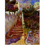 Pasos en Argel. Por Pierre-Auguste Renoir Esculturas Fotográficas