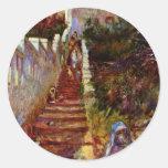 Pasos en Argel. Por Pierre-Auguste Renoir Etiquetas