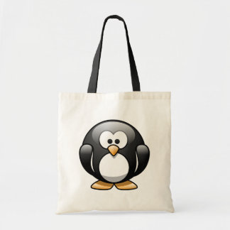 Pasqual the Cartoon Penguin Bags