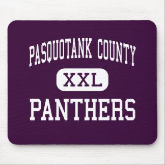 Pasquotank County - Panthers - Elizabeth City Mouse Pad