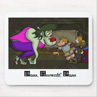 Pass, Beowulf, Pass Mousepads