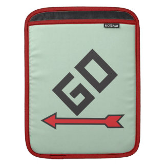 Pass Go iPad Sleeve